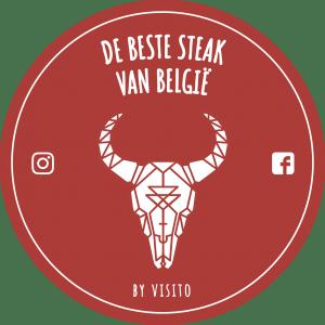 de beste steak van belgie logo