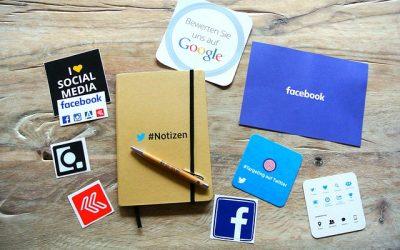 Zet uw bedrijf in de kijker met sociale media.